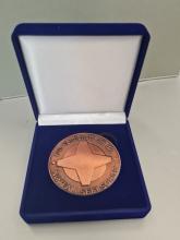 Dankesmedaille (bronze)